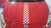 Fiat Punto Sportivo hood