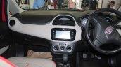 Fiat Punto Sportivo interior