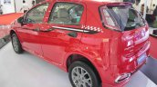 Fiat Punto Sportivo rear three quarter