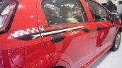 Fiat Punto Sportivo side angle
