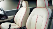 Fiat Punto Sportivo two tone seat covers official