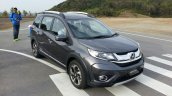 Honda BR-V front quarter at Twin Ring Motegi