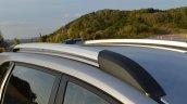 Honda BR-V roof rails Prototype