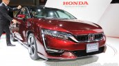 Honda Clarity Fuel Cell front three quarter left