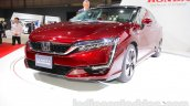 Honda Clarity Fuel Cell front three quarter