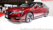 Honda Clarity Fuel Cell front three quarters left