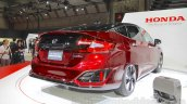 Honda Clarity Fuel Cell rear three quarter view