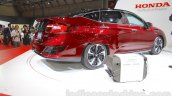 Honda Clarity Fuel Cell rear three quarters