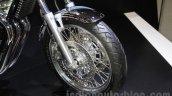 Honda Concept CB disc brake at the 2015 Tokyo Motor Show