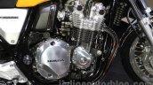 Honda Concept CB engine at the 2015 Tokyo Motor Show