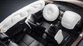 Honda Greiz airbags press images