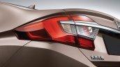 Honda Greiz taillight press images