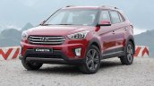 Hyundai Creta front launched in Vietnam