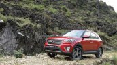 Hyundai Creta front three quarter launched in Vietnam