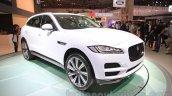 Jaguar F-Pace at the 2015 Tokyo Motor Show