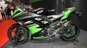 Kawasaki Ninja 250 ABS profile at the 2015 Tokyo Motor Show