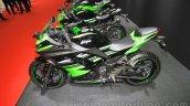 Kawasaki Ninja 250 ABS side angle at the 2015 Tokyo Motor Show