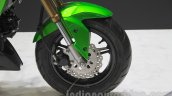 Kawasaki Z125 Pro front disc brake