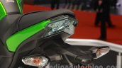 Kawasaki Z125 Pro tail and taillamp
