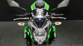 Kawasaki Z250 SL headlight at the 2015 Tokyo Motor Show