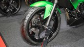 Kawasaki Z250 SL wheel at the 2015 Tokyo Motor Show