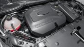 Lada Vesta engine bay press images
