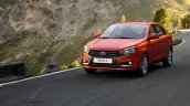 Lada Vesta front press images
