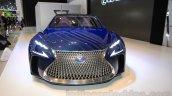Lexus LF-FC concept front at the 2015 Tokyo Motor Show