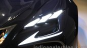 Lexus LF-FC concept headlights at the 2015 Tokyo Motor Show