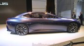 Lexus LF-FC concept side at the 2015 Tokyo Motor Show