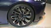 Lexus LF-FC concept wheel at the 2015 Tokyo Motor Show