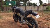 Mahindra Mojo rear quarter in Images