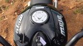 Mahindra Mojo tank in Images