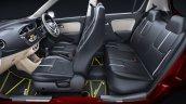 Maruti Alto K10 Urbano edition interior launched