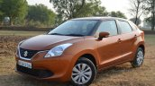 Maruti Baleno CVT Review