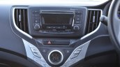 Maruti Baleno CVT music system Review