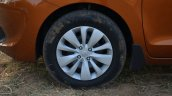 Maruti Baleno CVT wheel Review