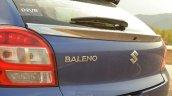 Maruti Baleno Diesel bootlid Review