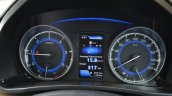 Maruti Baleno Diesel cluster Review