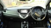 Maruti Baleno Diesel dashboard Review
