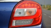 Maruti Baleno Diesel tail light Review