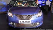Maruti Baleno front launch images