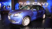 Maruti Baleno front quarter launch images