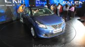 Maruti Baleno frotn quarters launch images