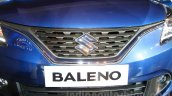 Maruti Baleno grille launch images