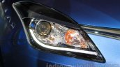 Maruti Baleno headlight launch images