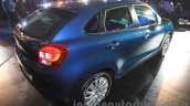 Maruti Baleno rear quarter launch images