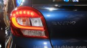 Maruti Baleno taillight launch images