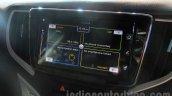 Maruti Baleno touchscreen launch images