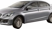 Maruti Ciaz RS side official picture